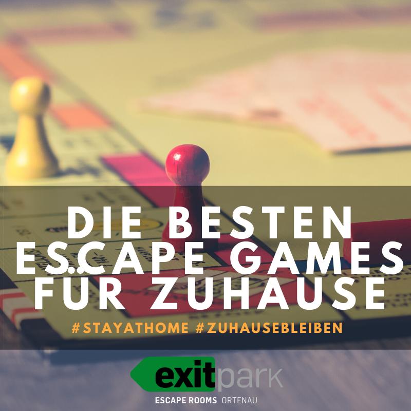 Die 13 Besten Escape Games Fur Zuhause Exitpark Escape Rooms Ortenau
